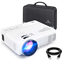 VANKYO Leisure 3 Mini Projector, Full HD 1080P and 170'' Display Supported, 2400 Lux Portable Movie Projector with 40…