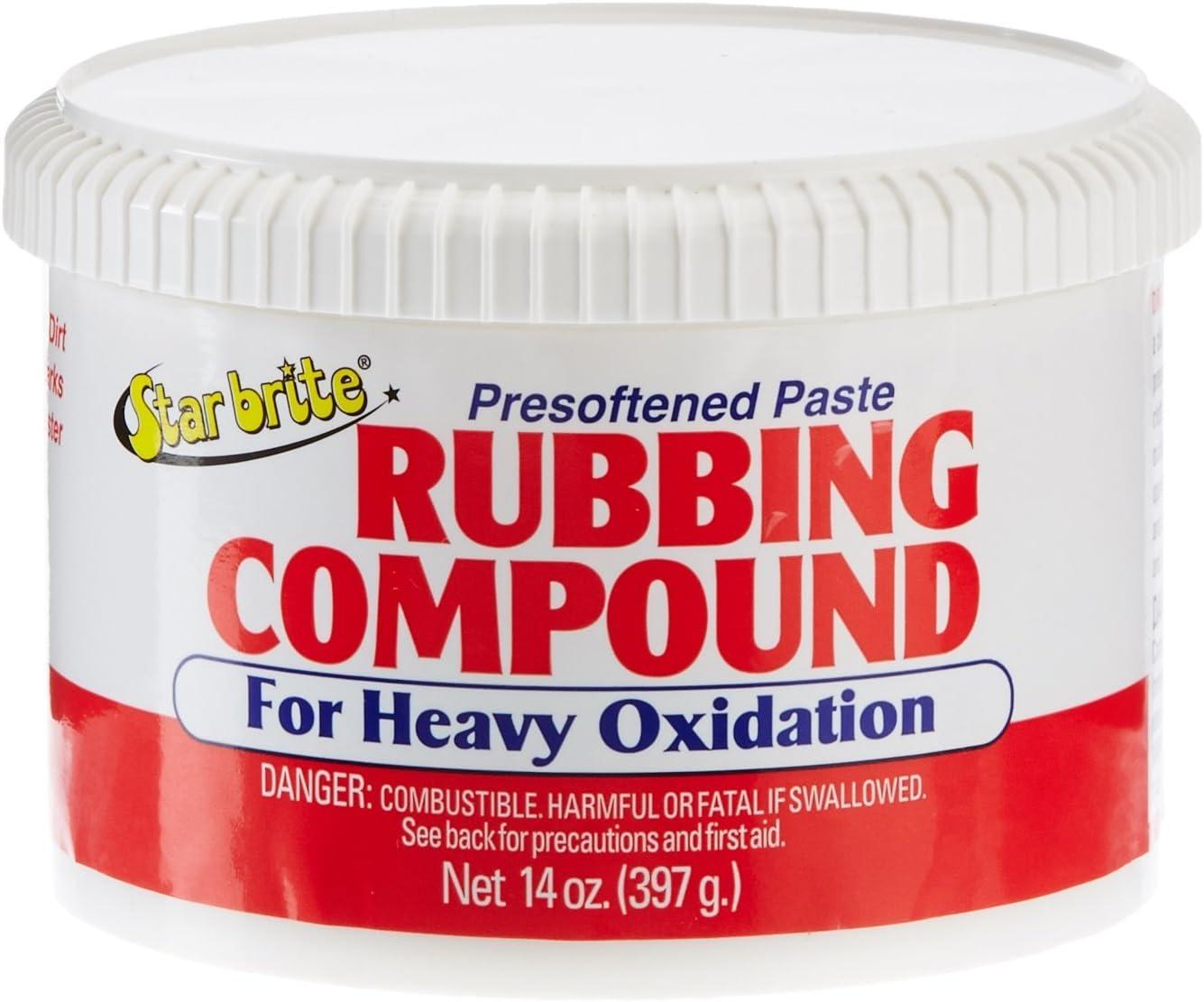Star brite Paste Rubbing Compound