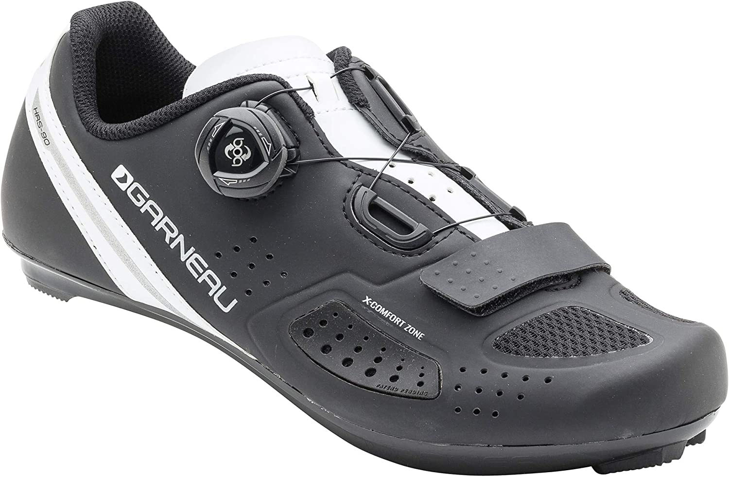 Louis Garneau Womens Ruby 2 Road Bike Clip-in Cycling Shoes for All Road and SPD Pedals