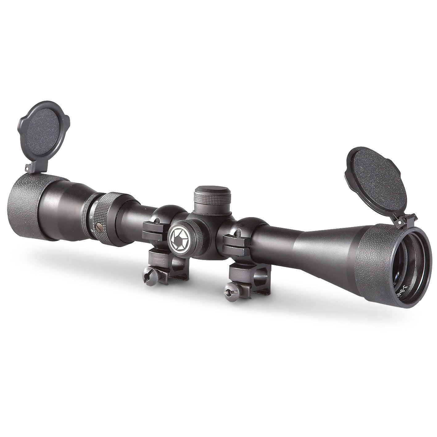 BARSKA, 3-9x40mm, P4, Tactical Rifle Scope
