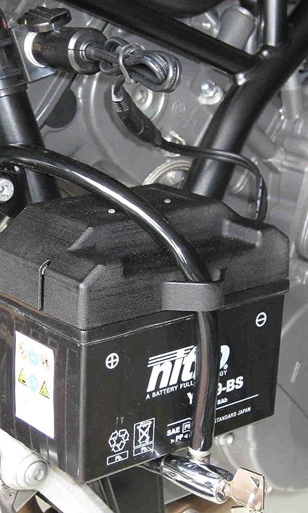 Baas Ba51 Mobiaccucharger 12 Auf 12v 1a Laden Von Fahrzeugen Ohne 220v Anschluß Auto