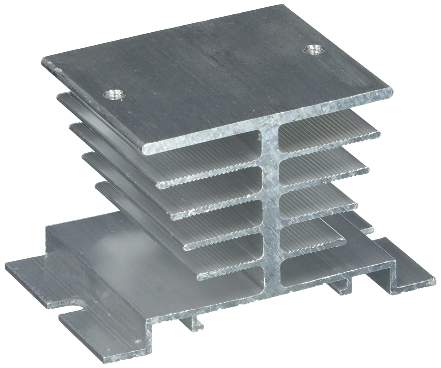 Uxcell Dissipation Aluminum Heat Sink for Single Phase Solid State Relay