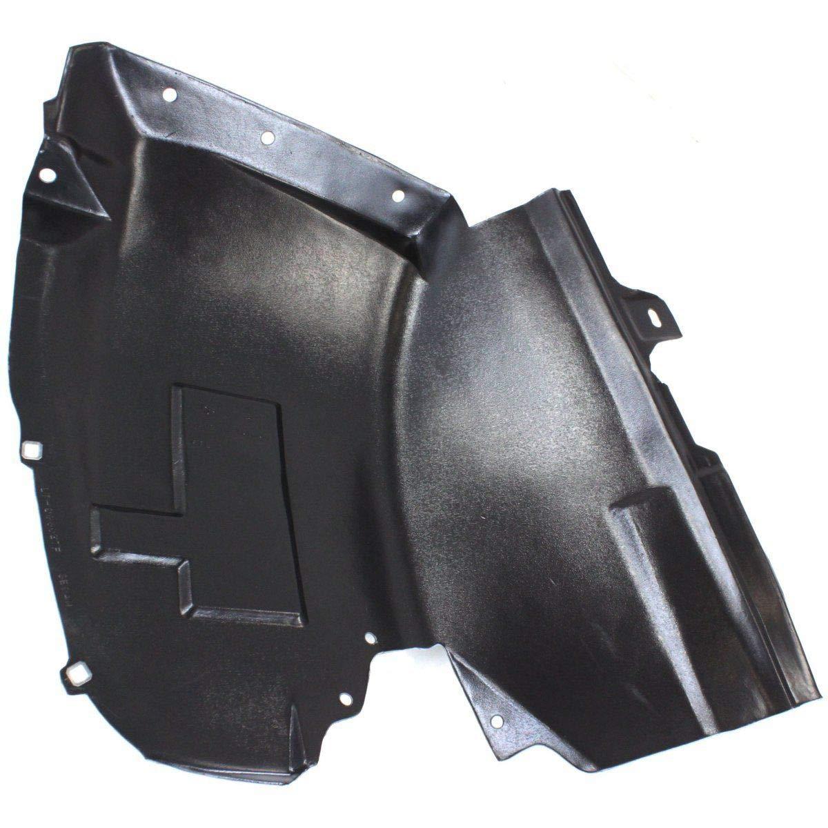 Driver Side Front Section Splash Shield For 2001-2006 Chrysler Sebring Front