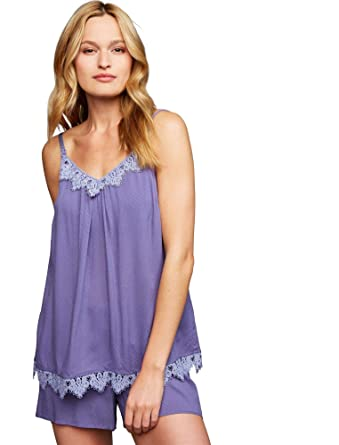 c7e955290ce30 A Pea in the Pod Cold Shoulder Nursing Shortie Set at Amazon Women's  Clothing store: