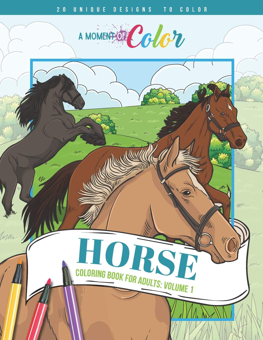 20 Horse Coloring Pages Printable | Colorfun.best | 1360x1051