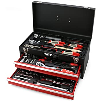 /Werkzeugkasten mit 1/Schublade Yato yt-09108/