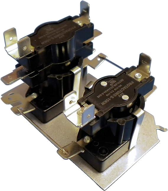 Goodman Janitrol 15 17 KW Furnace Heat Sequencer Relay B12565-53 B1256553