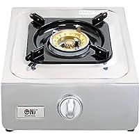 NJ NGB-100 Stufa a gas portatile 1 bruciatore Wok in acciaio inox 3.8kW per esterni