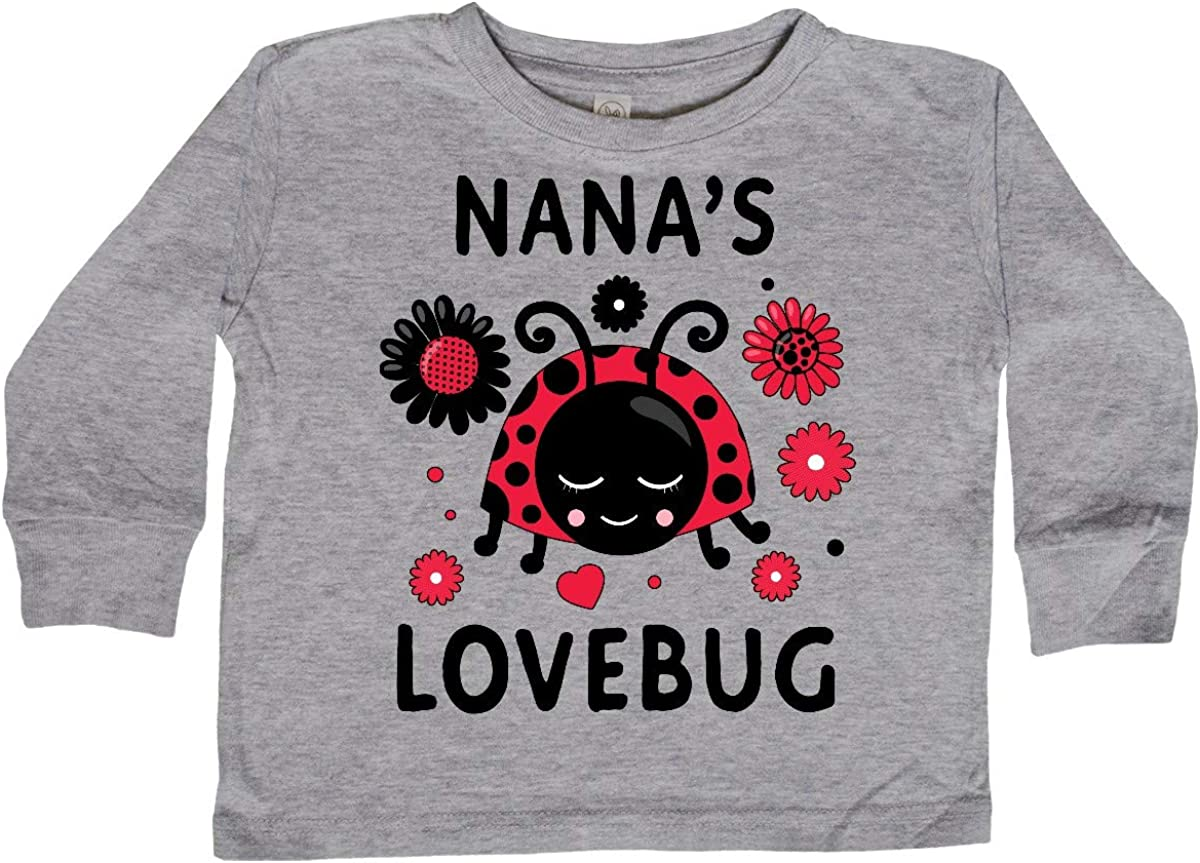 inktastic Love Bug Toddler T-Shirt