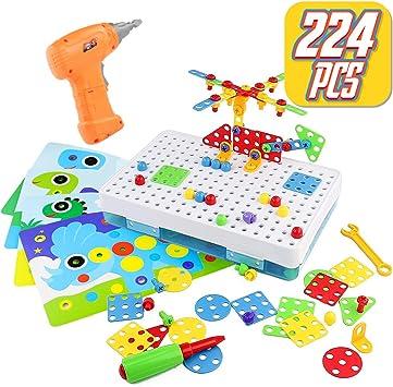 giocattoli creativi per bambini di 3 anni