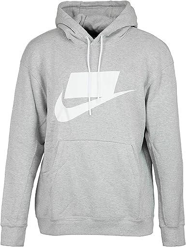 Nike Sweat à capuche Sportswear - Gris -