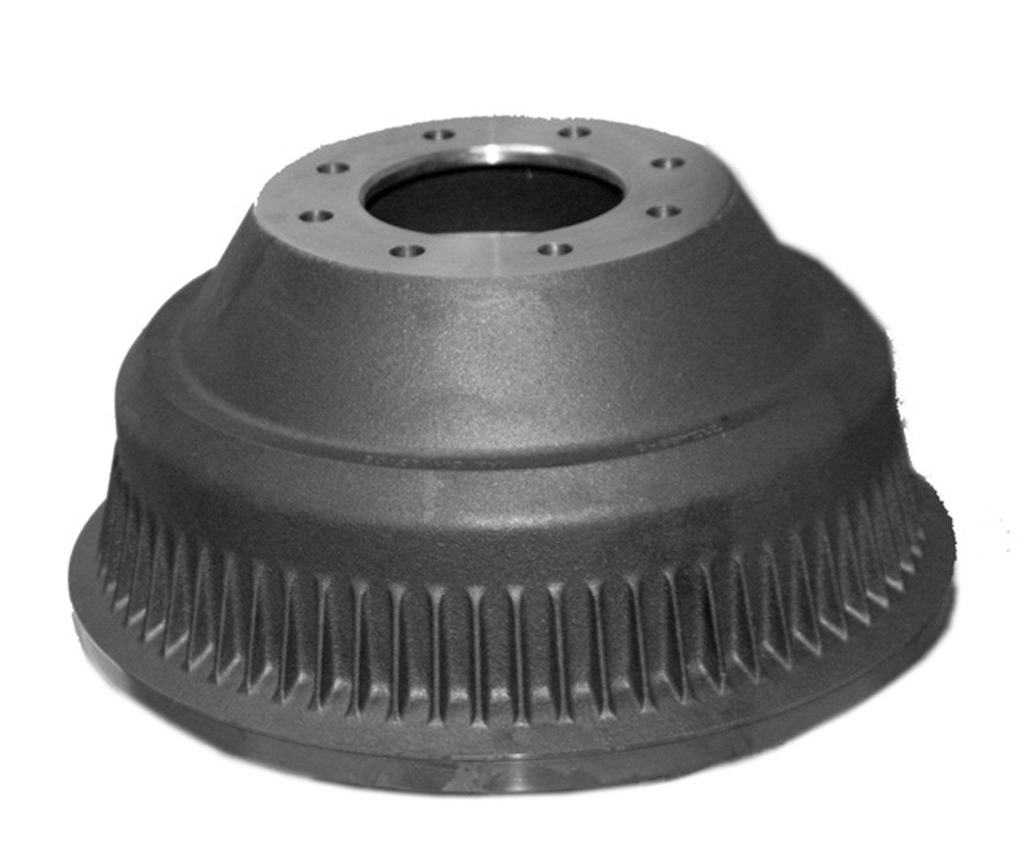 ACDelco 18B254A Advantage Rear Brake Drum by ACDelco