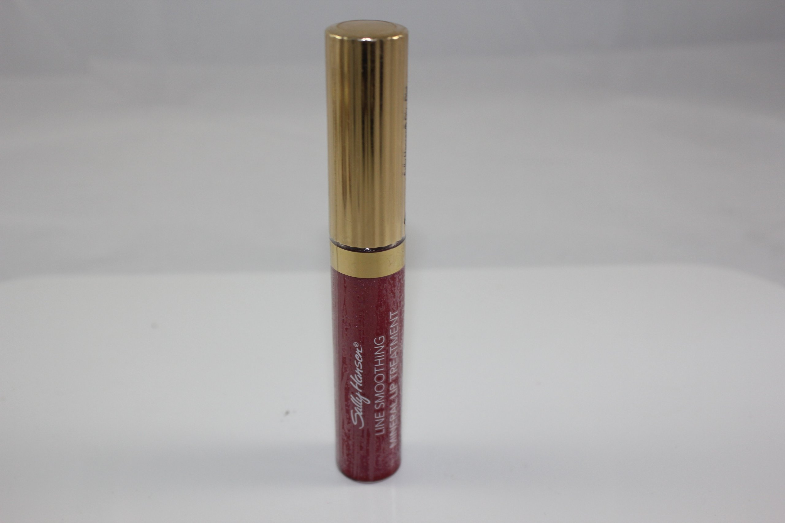 Sally Hansen Line Smoothing Mineral Lip Treatment Gloss, Ruby 6522-70.