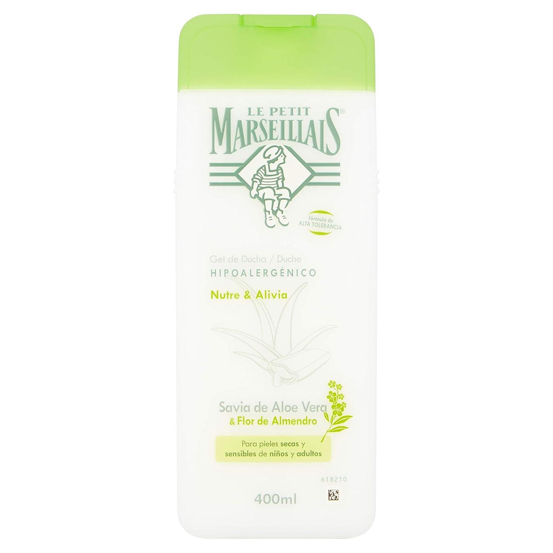 Le Petit Marsellais - Gel Leche de Almendras Dulces, 400 ml: Amazon.es: Belleza