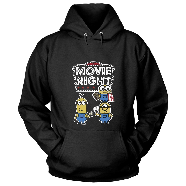 Movie Night Minion Minion Cartoon 2403 Shirts