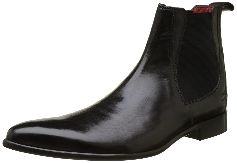 Melvin  Hamilton Toni 6  Herren Chelsea Boots Noir (Black (1  2  3  4))