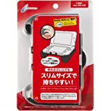 Cyber Gadget Rubber Coating Grip Slim Black For Nintendo New 3DS LL XL
