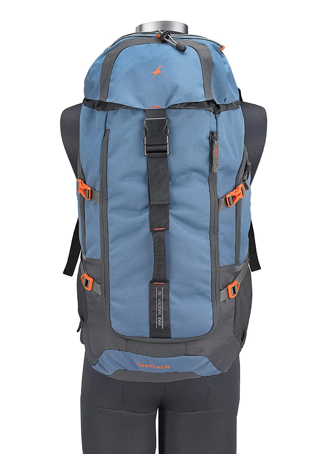 12bf666e1d2a Fastrack 50Ltrs Blue Rucksack (A0726NBL01)  Amazon.in  Bags