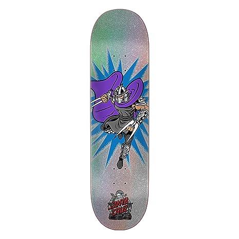 Santa Cruz Skateboard Deck TMNT Shredder - 8 Inch Multi ...