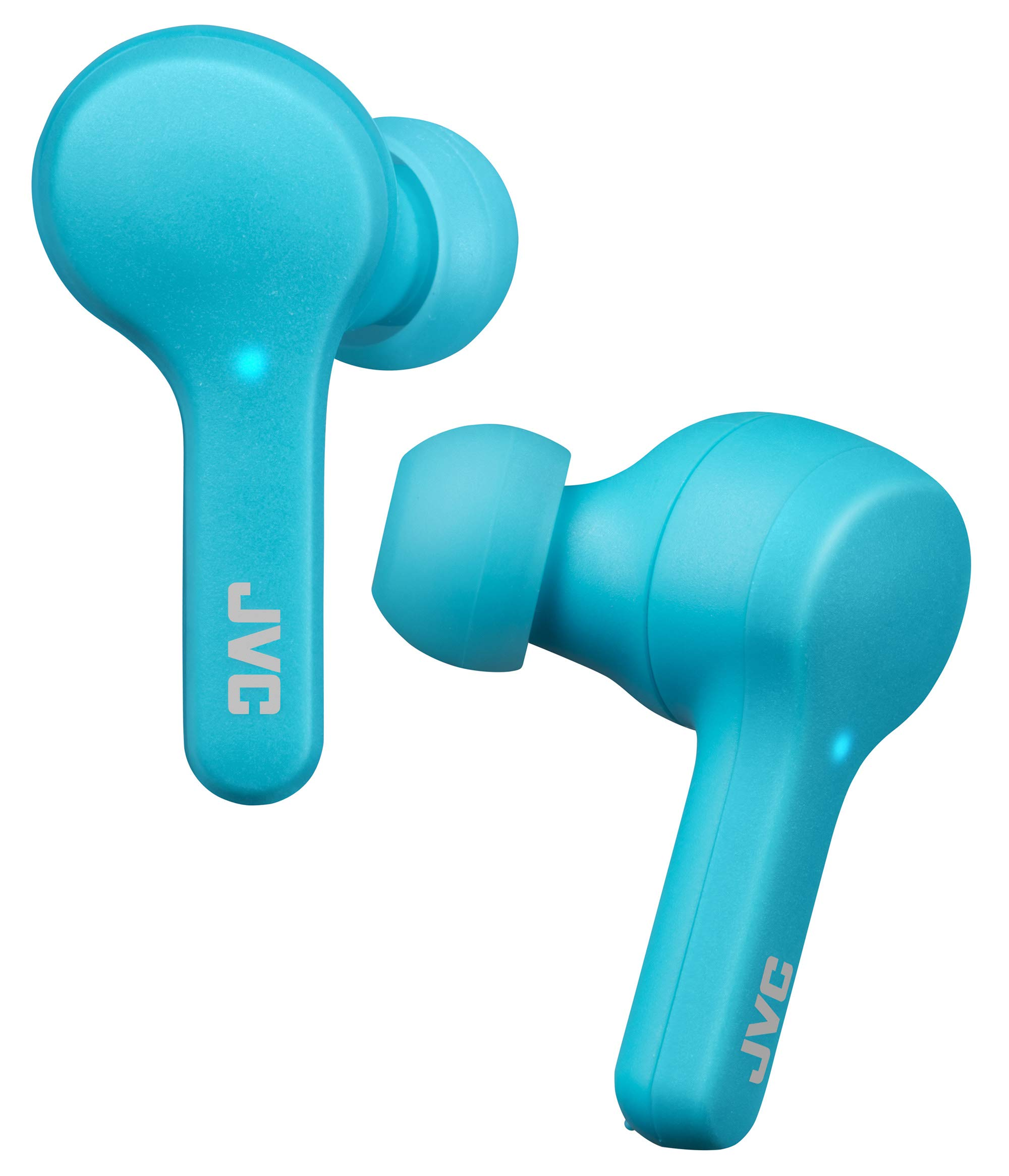 Auriculares Earbuds Inalambricos JVC Waterproof IPX4 Blue