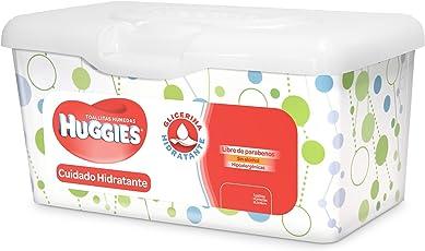 Huggies Cuidado Hidratante, Toallas Húmedas para Bebé, 640 Toallas