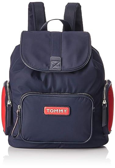 e710c577 Tommy Hilfiger Varsity Backpack navy: Amazon.co.uk: Clothing