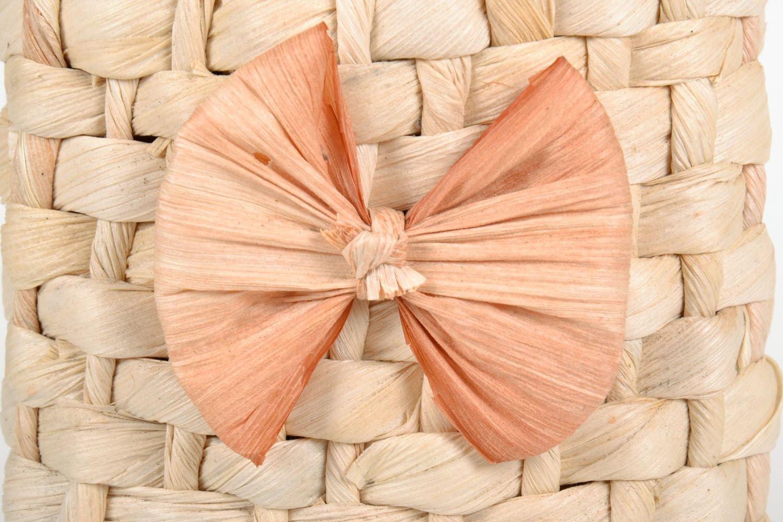 Botella artesanal envuelto en hojas de maiz: Amazon.es: Hogar