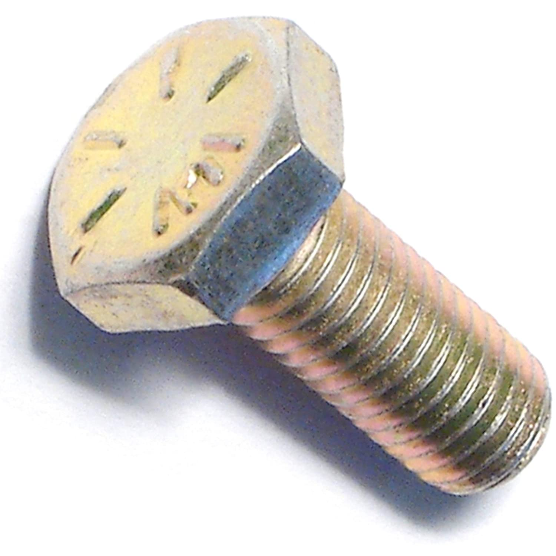 7//16-14 x 8 Hard-to-Find Fastener 014973253080 Hex Cap Screws Piece-10