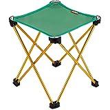 OUTAD Chaise Pliable et Mobile en Alliage d'aluminium Pour Camping / Pêche / Randonnée / Pique-nique