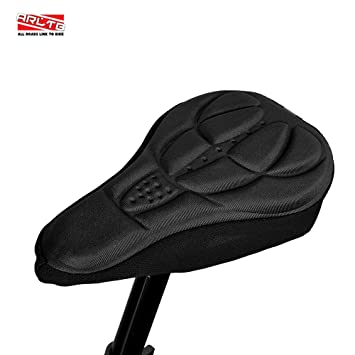 Arltb Gel Bicycle Seat Cover 4 Colors Bike Seats