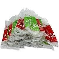 """30 Lot Healthy Hose Disposable Hookah Shisha Hose Nargile Sterile Huka Pipe 60"""""""