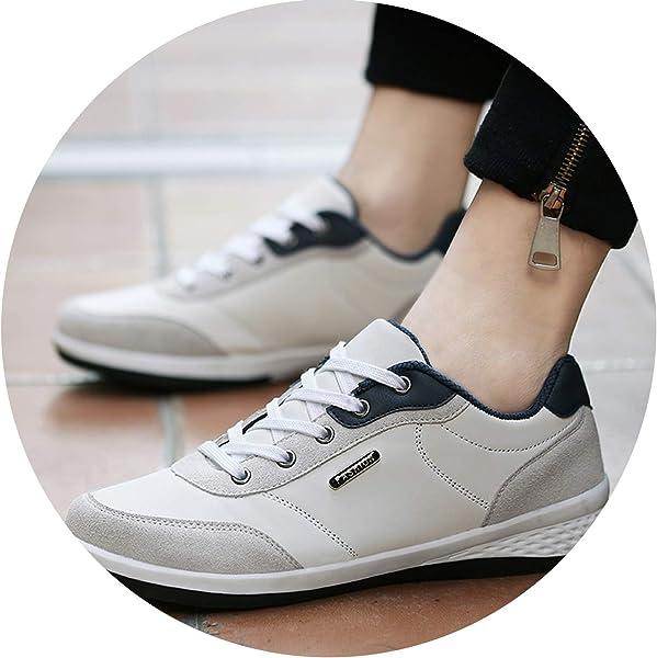 d8d8a5bd4f856 Amazon.com | Peony red Men Shoes Lace-Up Men Fashion Shoes ...