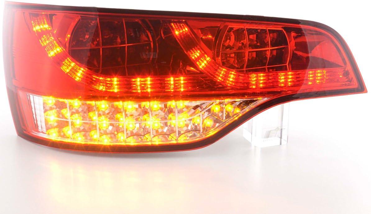 FK luci Posteriori luci Posteriori a LED Rosso chiaro//FKSRLXLAI010033