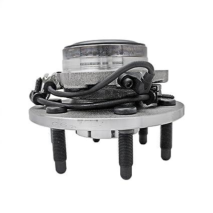 Amazon com: CRS NT515071 New Wheel Bearing Hub Assembly, Left