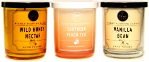 DW Home Richley Scented Summer Candle Set