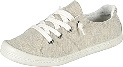 Forever Link Womens Classic Slip-On Comfort Fashion Sneaker