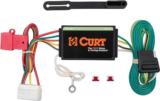 Amazon.com: CURT 56192 Vehicle-Side Custom 4-Pin Trailer Wiring Harness,  Fits Select Acura MDX: Automotive | Acura Mdx Trailer Wiring |  | Amazon.com