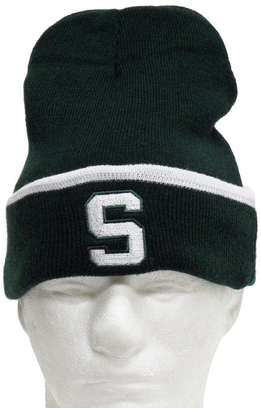 NCAA Michigan State Spartans Men's University Cuffed Knit Hat