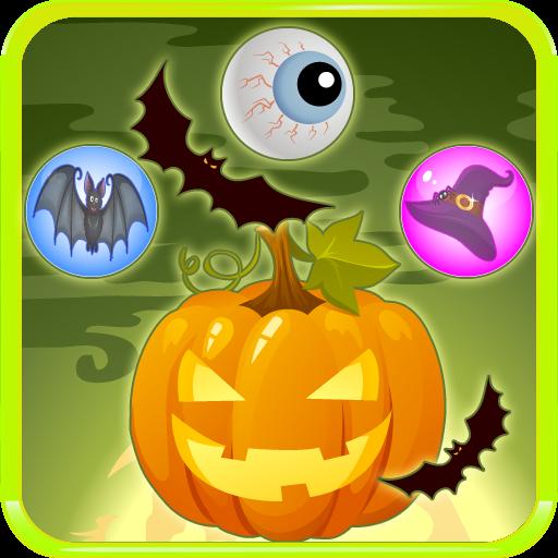 Halloween Bubbles (Halloween Bubble)