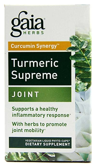 Turmeric Supreme Joint Gaia Herbs