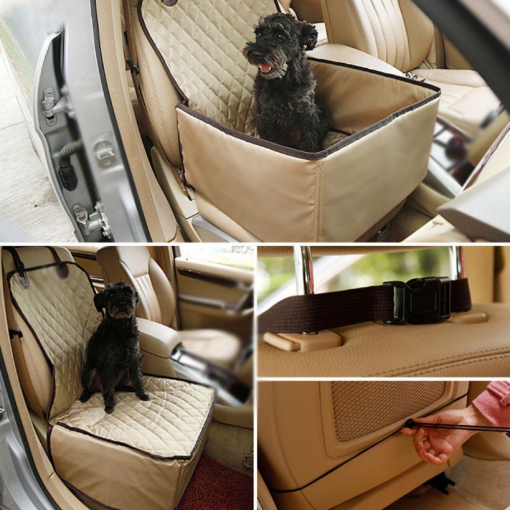 Hund Autositzschutz Loveble Hundesitz f/ür Autos f/ür Kleine und Mittelgro/ße Hunde Jack Russell//Patterdale Cockerpoo Westie Zwergschnauzer
