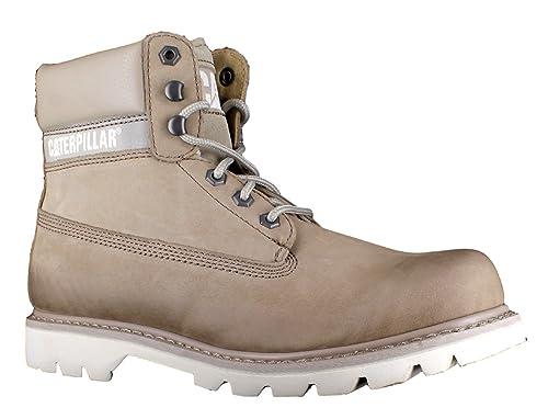 Caterpillar Colorado para hombre Classic piel estilo de trabajo botas de tobillo, color, talla 51,5 EU: Amazon.es: Zapatos y complementos
