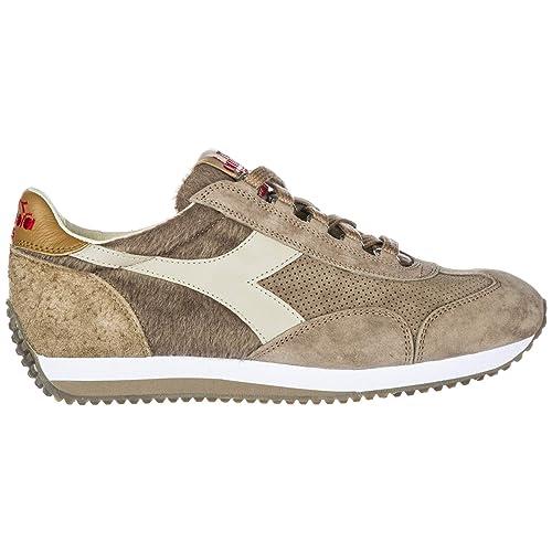 Diadora Heritage Scarpe Sneakers Uomo camoscio Nuove Equipe Beige EU 42  201173902  Amazon.it  Scarpe e borse a3e1c30ce8e
