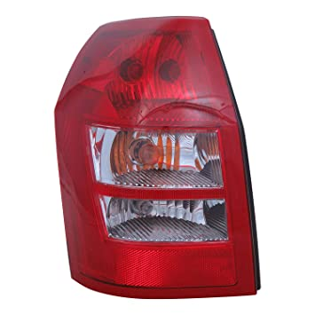 OE Replacement DODGE MAGNUM Tail Light Assembly Partslink Number CH2800162 Multiple Manufacturers CH2800162N