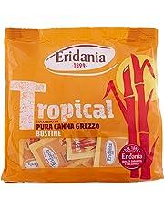 Eridania Zucchero Bruno Tropical Bustine - 500 gr