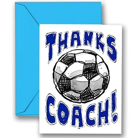 3 paquetes de tarjetas para entrenador de fútbol con ...