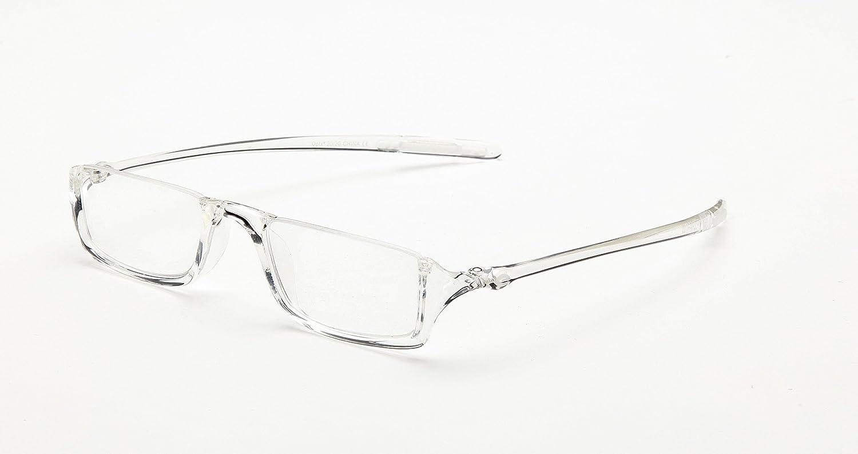 c474587c42 Amazon.com  Optx 20 20 Ecoclear Flora Bio-Based Reading Glasses 2.00 ...