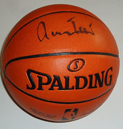 2c17f4803 Image Unavailable. Image not available for. Color  Jerry West signed NBA  basketball - Los Angeles Lakers Autographed ...
