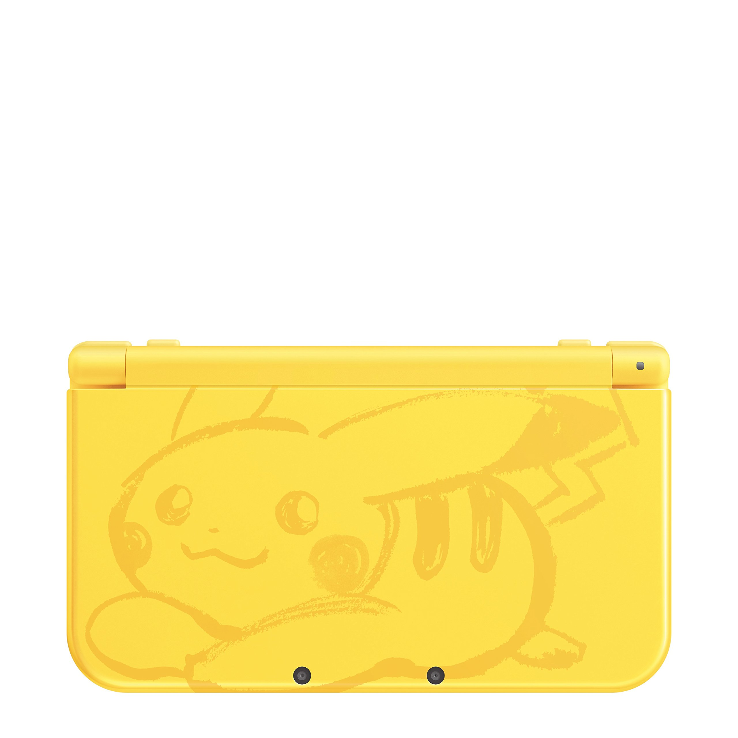 Nintendo New 3DS XL - Pikachu Yellow Edition [Discontinued] by Nintendo (Image #5)