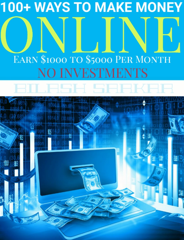 Galleon - 100+ WAYS TO MAKE MONEY ONLINE EARN $1000 TO $5000